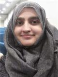 Arooj Ahmed, M. Sc.